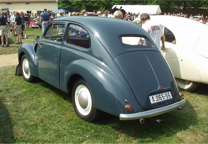 1949 Aero Minor II, Československo (1946-1951) 2