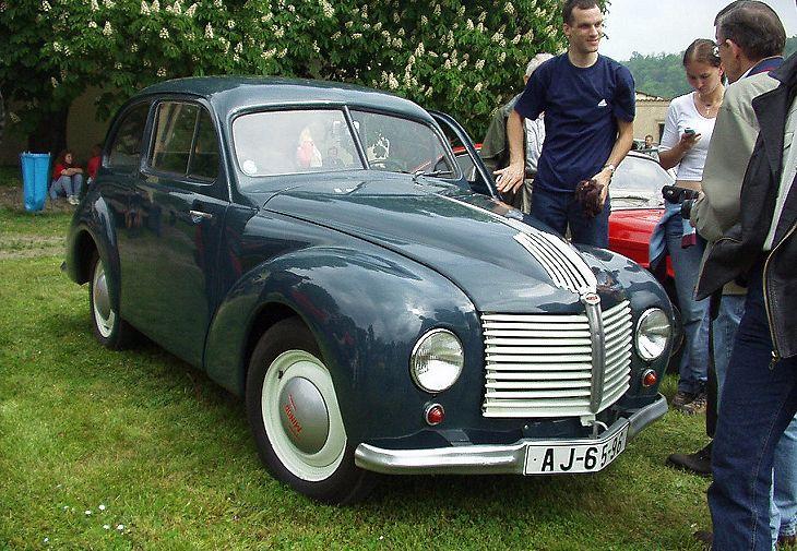 1949 Aero Minor II, Československo (1946-1951) 3