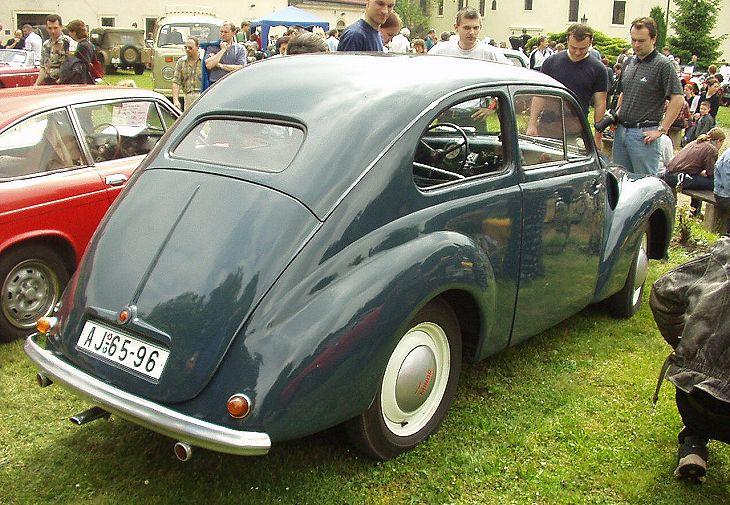 1949 Aero Minor II, Československo (1946-1951) 4