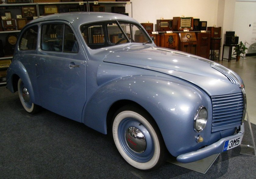 1949 Aero Minor II, Československo (1946-1951) c