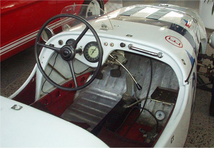 1949 Aero Minor III Le Mans, Československo 1