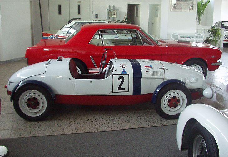 1949 Aero Minor III Le Mans, Československo 49