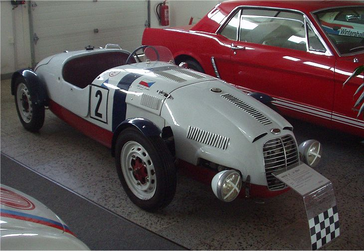 1949 Aero Minor III Le Mans, Československo