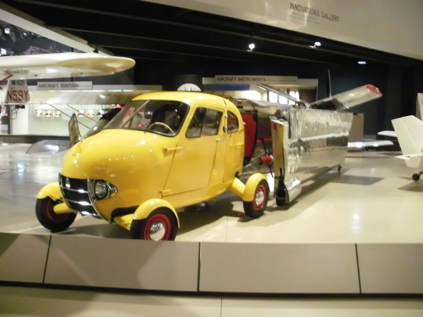 1949 Aerocar at the EAA AirVenture Museum