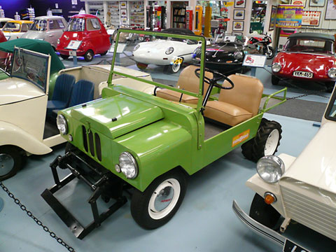 1949 Crosley Farm-O-Road Original Prototype (GB)