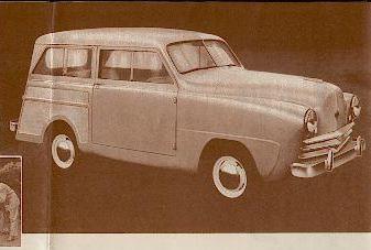 1949 Crossley sw01