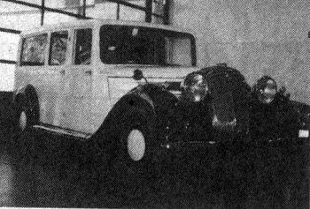 1949 Daimler de27 hooper