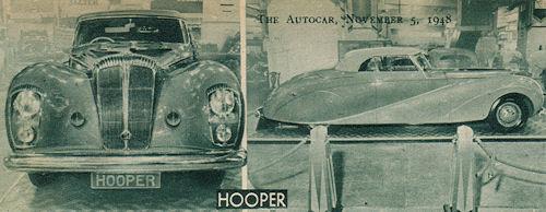 1949 Daimler london '48nov