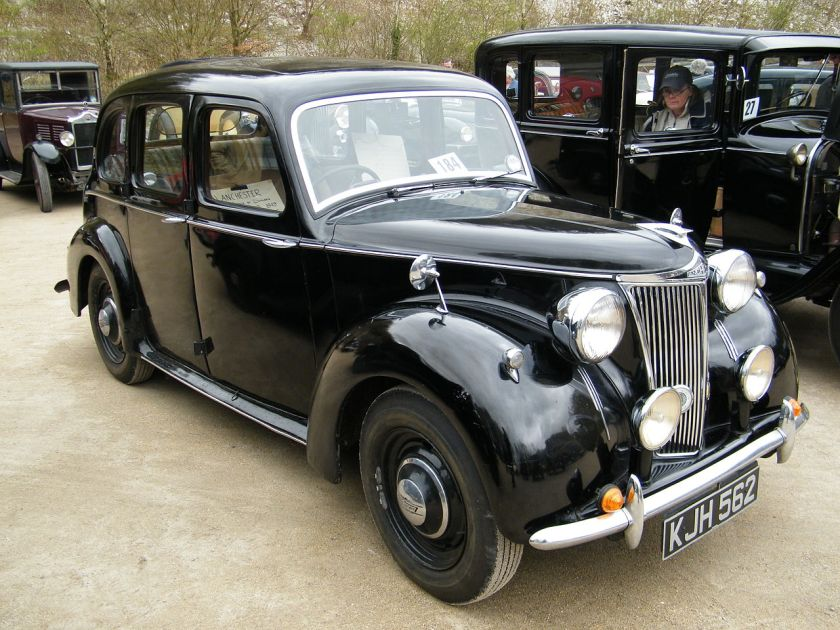 1949 Lanchester LD10 'Barker' Sixlite Saloon