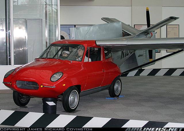 1949 Taylor Aerocar c