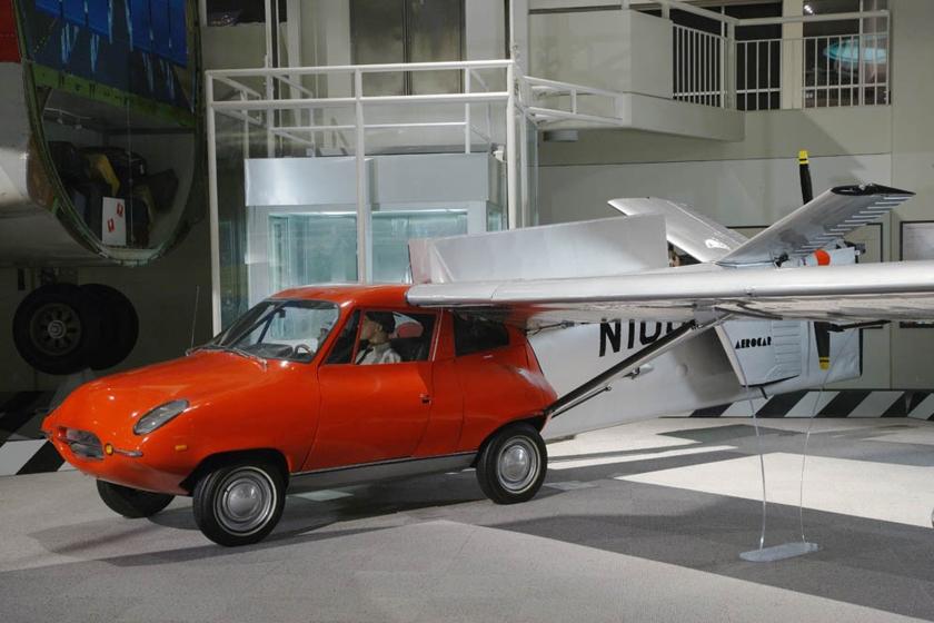1949- Taylor Aerocar III