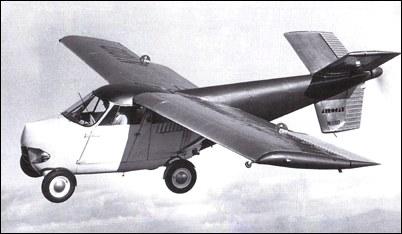 1949 Taylor Aerocar Model I