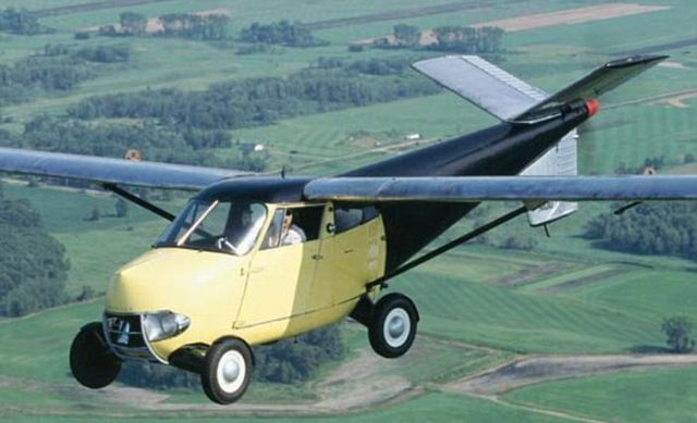 1949 vintage flying car