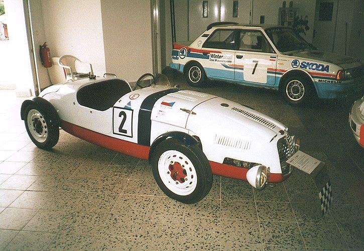 1949Aero Minor III Le Mans, Československo 9