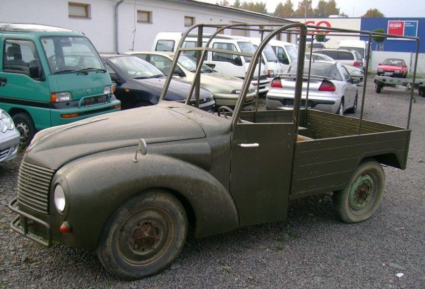 1950 Aero Minor II PickUp, Československo 1
