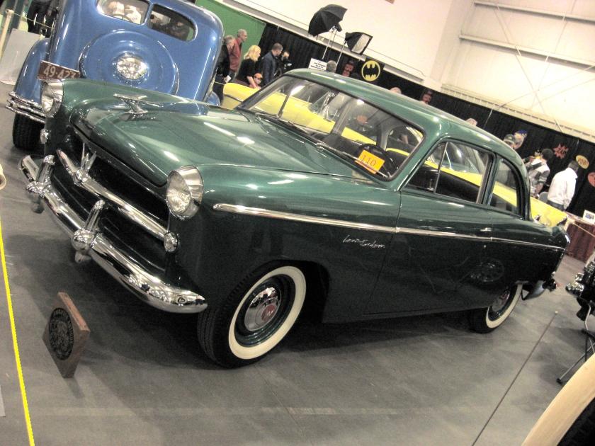 1950 Aero-Willys