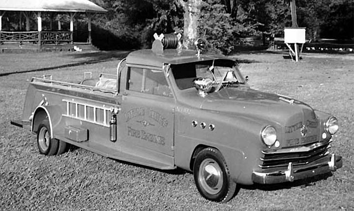 1950 Crosley Little Chief fire truck