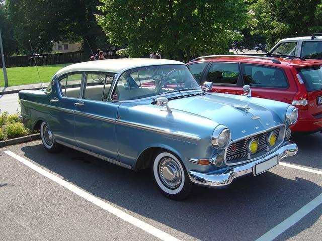 1950's Opel kapitan 2