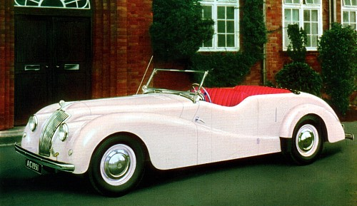 1951 AC buckland