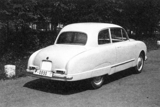1951 Aero Minor III, Československo 1