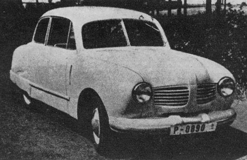 1951 Aero Minor III, Československo 2