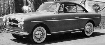 1951 Fiat Accossato Nuova 1100 Berlina Michelotti