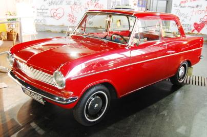 1951 Opel Kadett A