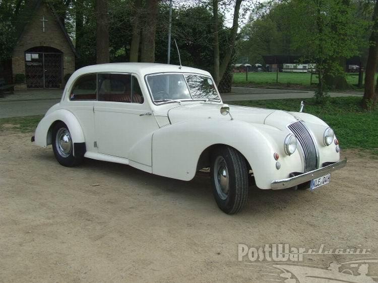 1953 AC 2 Liter Sport Saloon