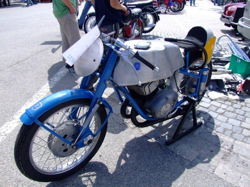 1953 Adler RS 250ccm