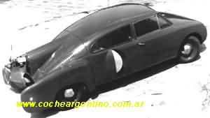 1953 Aerocar c