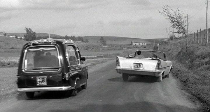 1953 Fiat 1400 Autofunebre Accossato
