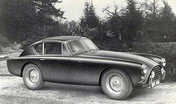 1954 AC eca bristol 2
