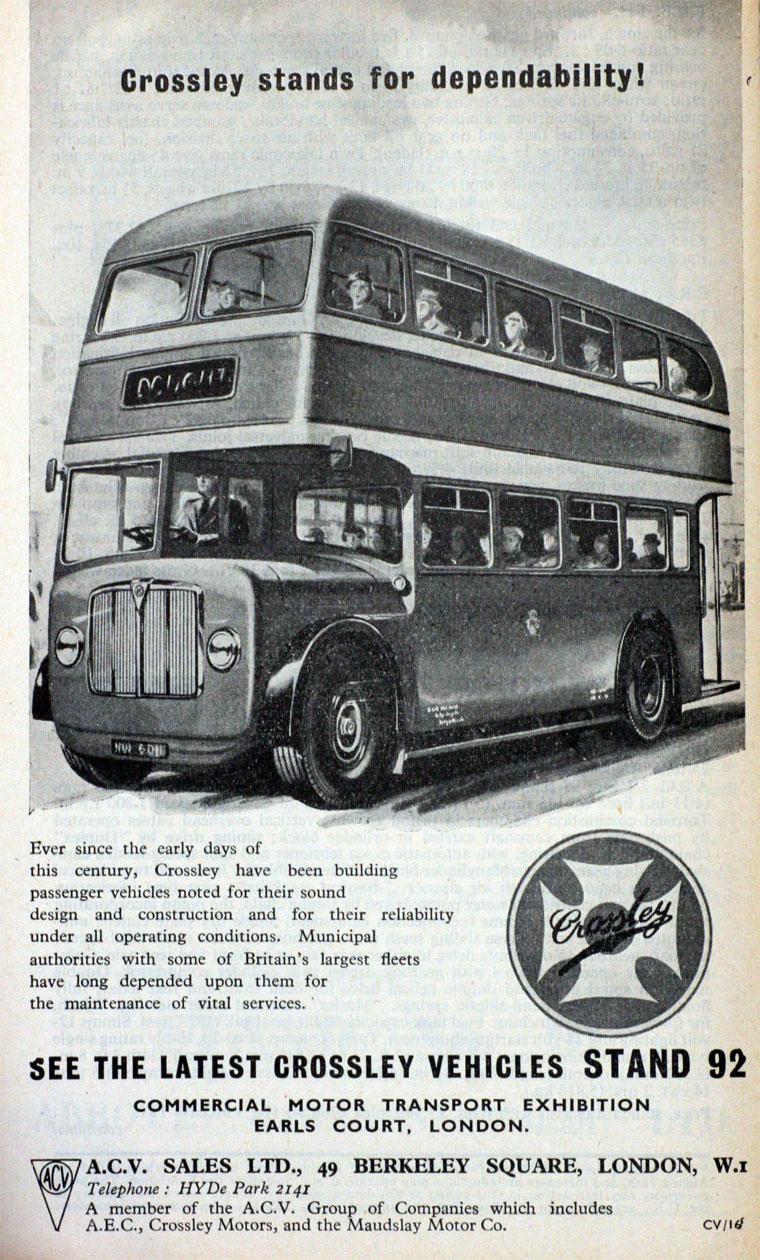 1954 CMS-Crossley