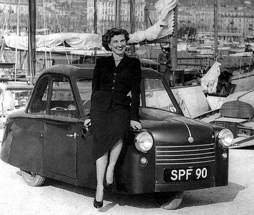 1955 AC petite