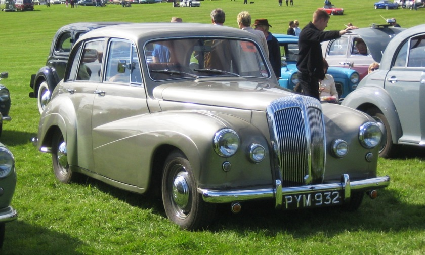 1955 Daimler Conquest