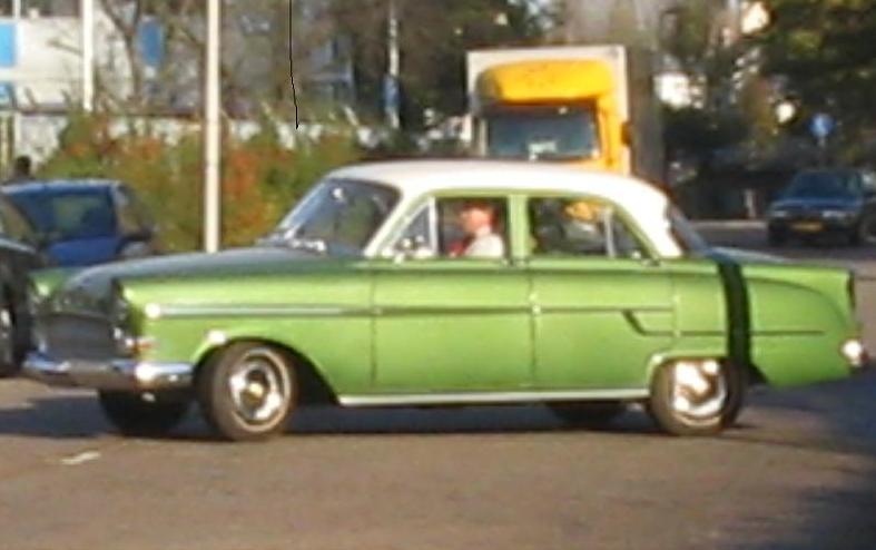 1955 Opel Kapitein