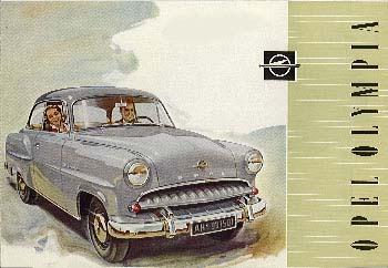 1955 opel olympia-a