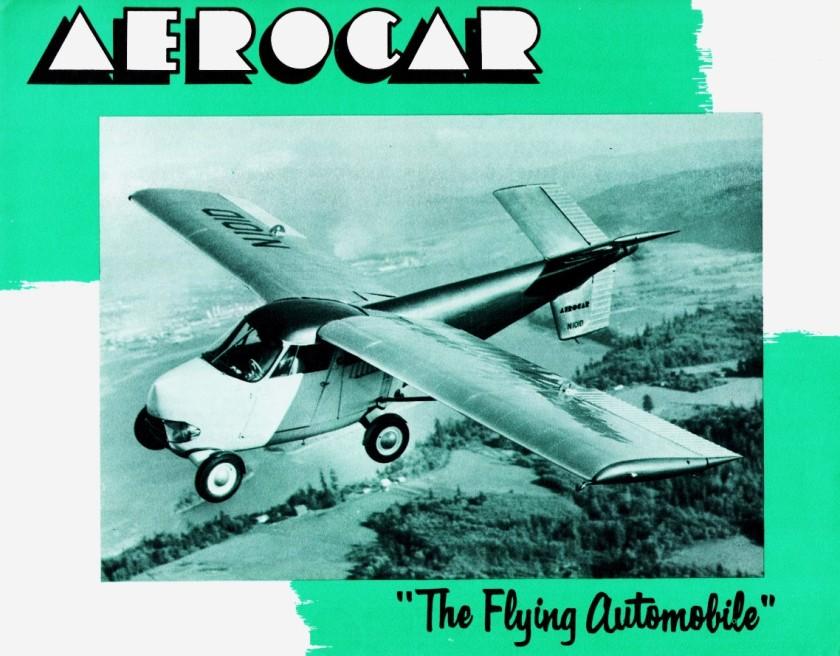 1956 Aerocar Brochure 1956