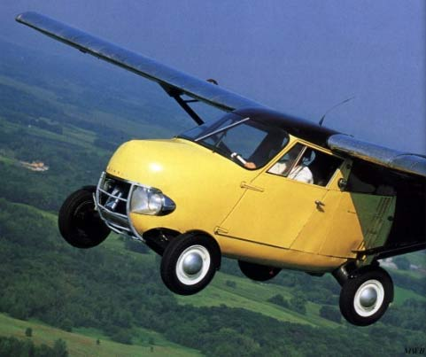 1956 Aerocar Flying Car