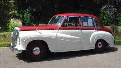 1956 Daimler Conquest Century