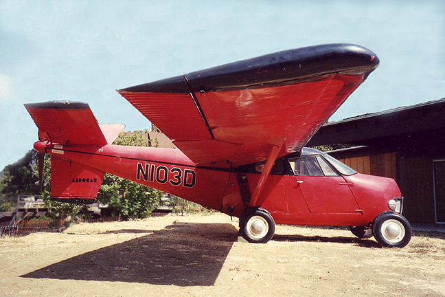 1956 Flying Aerocar