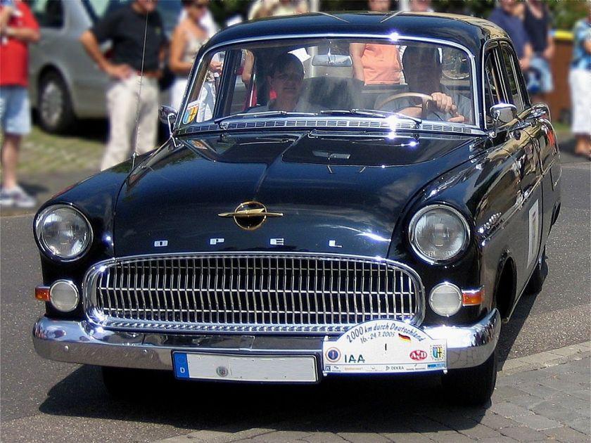 1956 Opel Kapitän (2)