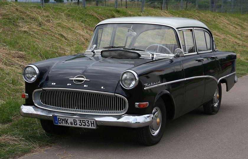 1957-60 Opel Rekord 1700 P1