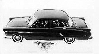 1957 opel kapitän-a