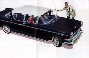 1958 opel kapitän-a