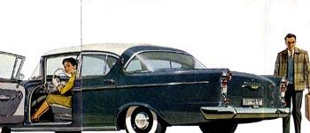 1958 opel kapitän-b