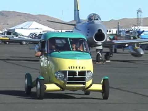 1960 Aerocar Metamorphosis