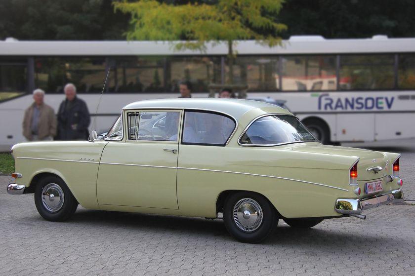 1960 Opel Rekord 1200, Bj. 60