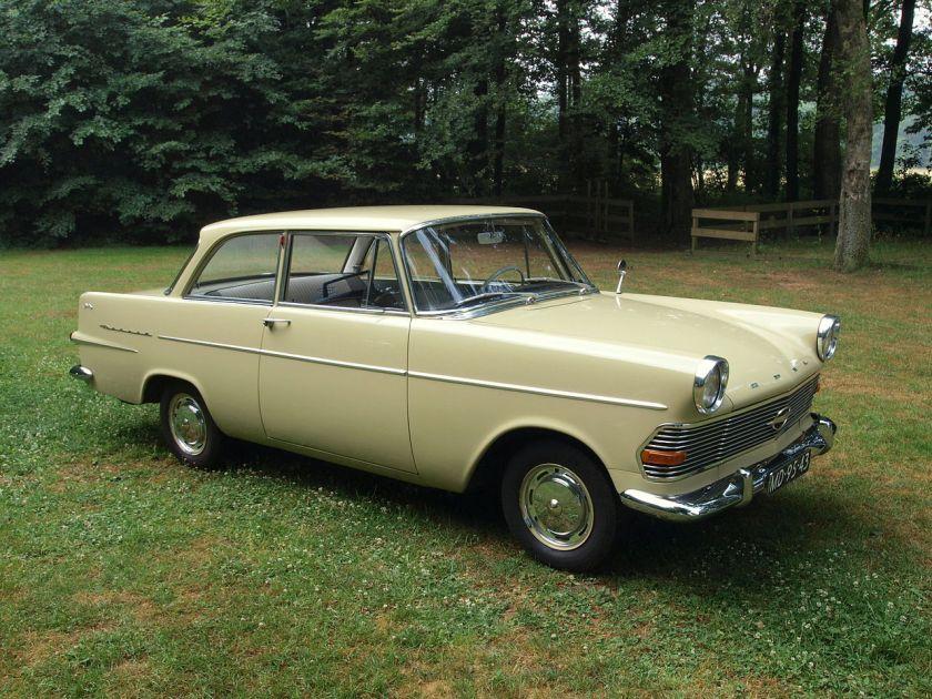 1960–1963 Opel Rekord P2 17 R2