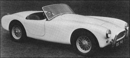 1961 AC 2,6litre